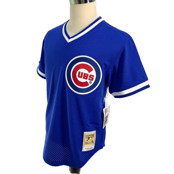 brand new 05e44 394d6 Mitchell & Ness Mens Ryne Sandberg Baseball Jersey NWT